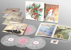 Vinyl Box Sets okami clear vinyl
