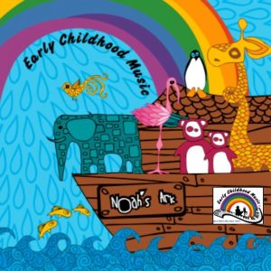 Music Download Cards Noah's Ark