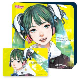 Music Download Cards Hatsune Japanese