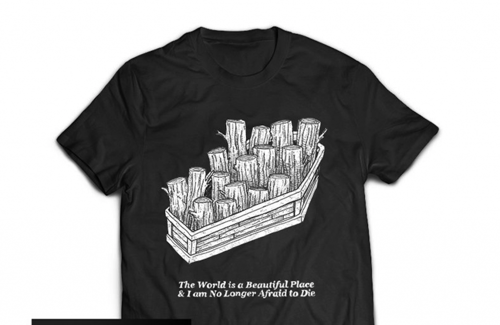 custom band tshirt