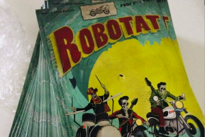 postcard printing merch