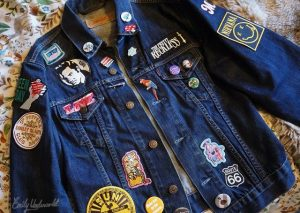band buttons jacket