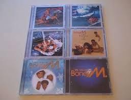 boney m album merch