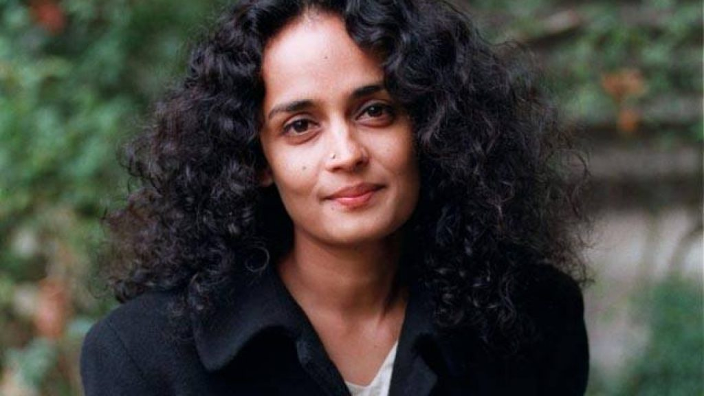 Arundhati Roy The pandemic is a portal