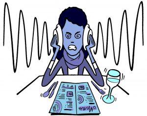 quarantine blues  social media noise