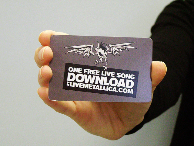 download card
