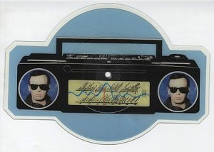 GARY NUMAN- Radio Heart PICTURE DISC
