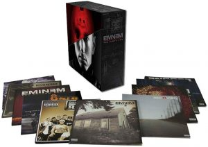 EMINEM VINYL BOX SET
