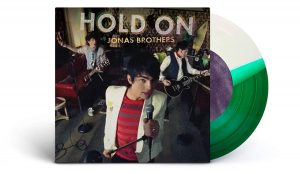 JONAS BROTHERS VINYL (HOLD ON)