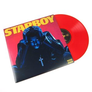 THE WEEKND VINYL (STARBOY)