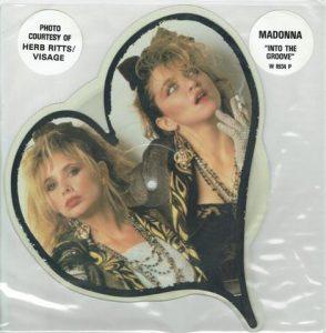 madonna picture disc vinyl