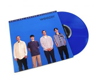 WEEZER VINYL (BLUE)