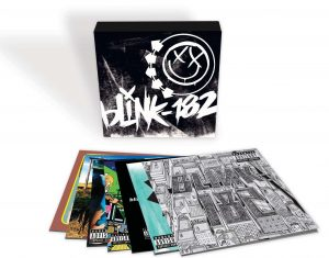 BLINK 182 VINYL BOX SET