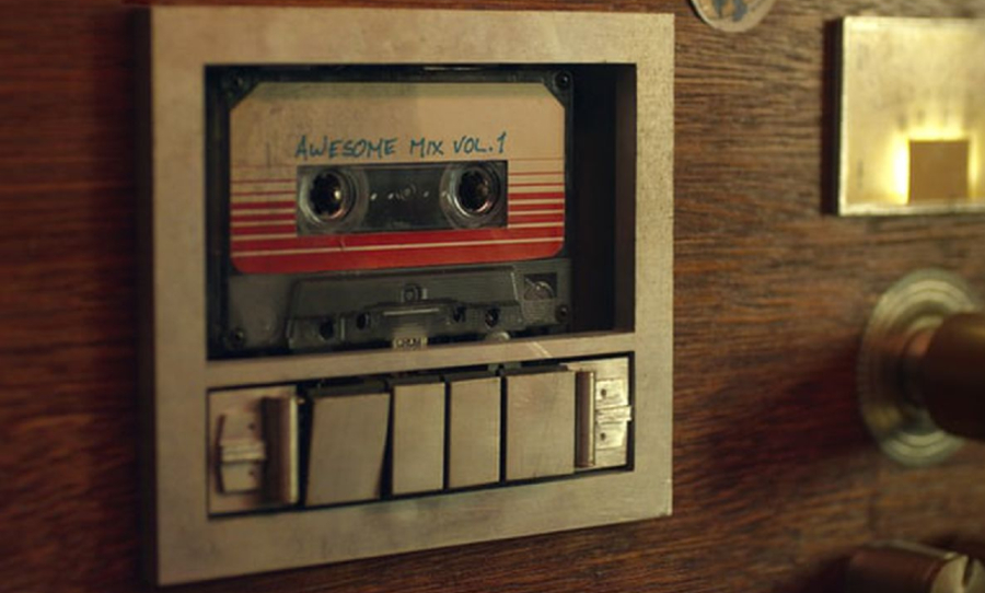 , What was the first audio cassette you bought?