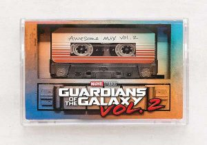guardians of the galaxy cassette tape