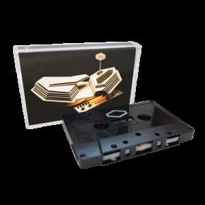 ARCTIC MONKEYS cassette tape