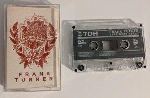 FRANK TURNER cassette tape