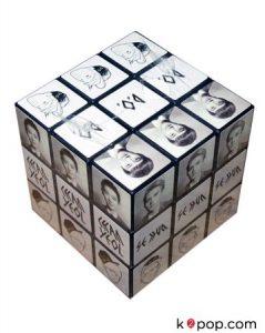 Kpop Rubric's Cube