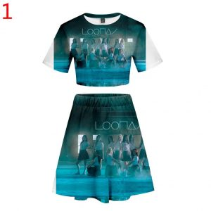 Kpop merch LOONA Dress