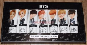 BTS Hand Cream