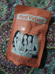 Kpop Merch Red Velvet Fish Sticks