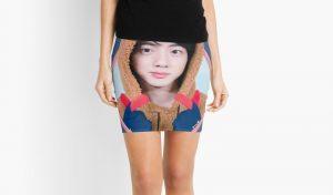 BTS Skirt