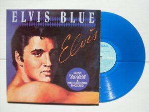 elvis blue vinyl