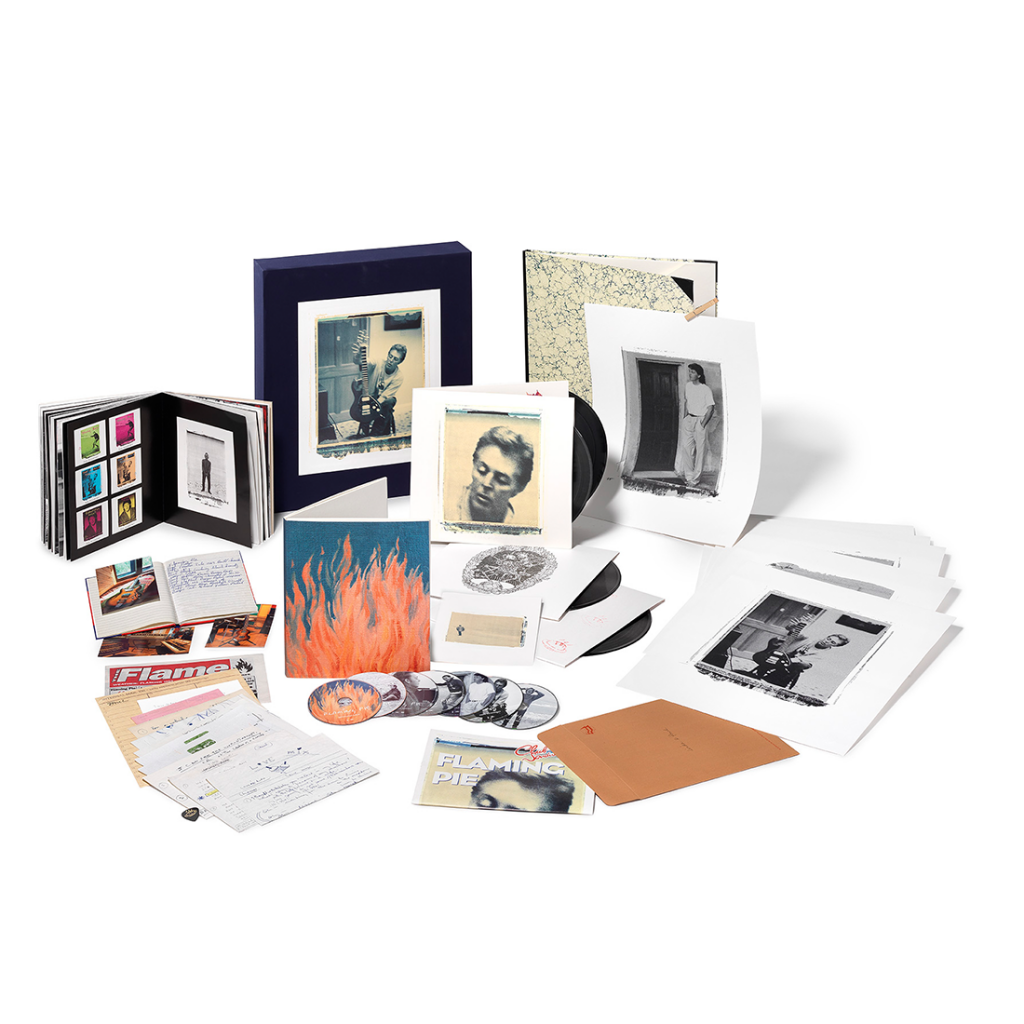 Flaming Pie (Collector's Edition)- Paul McCartney