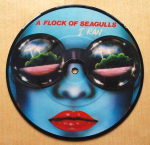 short run vinyl pressing picture disc