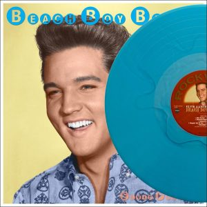 blue vinyl record, Did Elvis release any album in blue vinyl record?