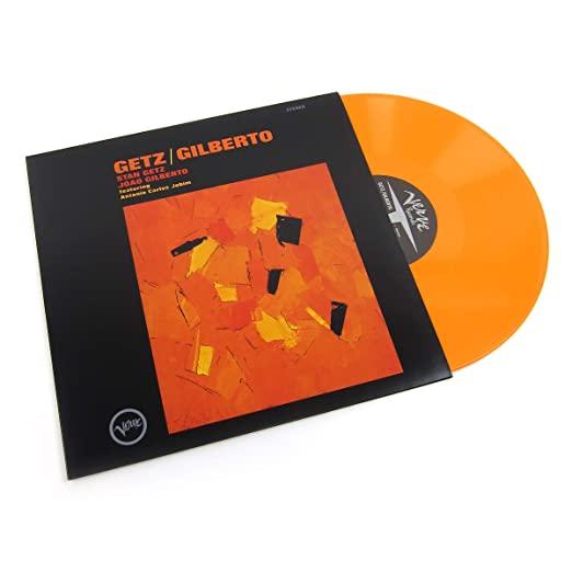 Getz/ Gilberto vinyl