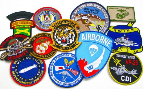 custom military patches, What is the short history of custom military patches?