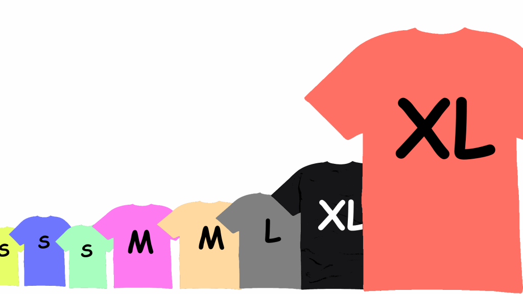 , How many custom t-shirts should I print on my band launch?
