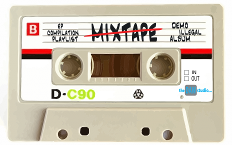 , How to create your own personalized custom cassette mixtape!