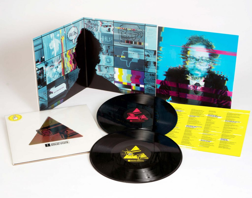 vinyl record packaging, 10 of the Prettiest Grammy-nominated Vinyl Record Package to Date